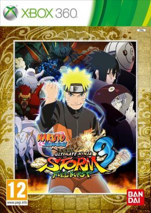 Echanger le jeu Naruto Shippuden:  Ultimate Ninja Storm 3 Full Burst sur Xbox 360