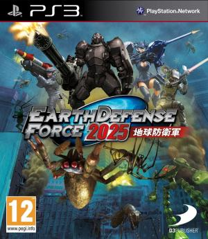 Echanger le jeu Earth Defense Force 2025 sur PS3