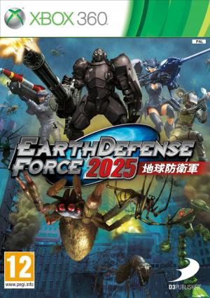 Echanger le jeu Earth Defense Force 2025 sur Xbox 360