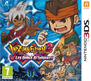 Echanger le jeu Inazuma Eleven 3: Les Ogres Attaquent ! sur 3DS