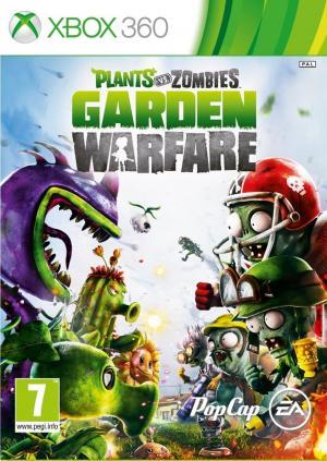 Echanger le jeu Plant versus Zombie: Garden Warfare (Nécessite un abonnement Xbox Live Gold) sur Xbox 360