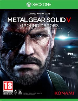 Echanger le jeu Metal Gear Solid: Ground Zeroes sur Xbox One