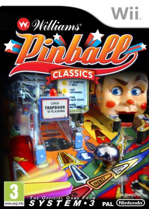 Echanger le jeu Williams Pinball Classics sur Wii