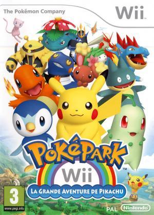 Echanger le jeu PokéPark La grande aventure de Pikachu sur Wii