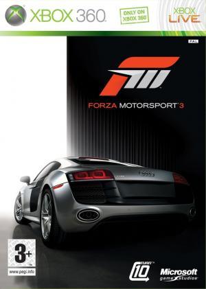 Echanger le jeu Forza Motorsport 3 - Forza 3 sur Xbox 360