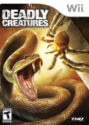 Echanger le jeu Deadly Creatures sur Wii