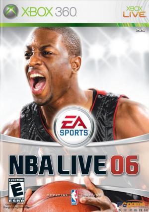 Echanger le jeu NBA LIVE 06 sur Xbox 360