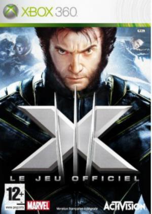Echanger le jeu Xmen 3 Le jeu officiel sur Xbox 360