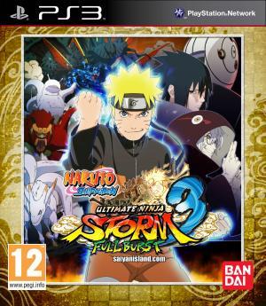 Echanger le jeu Naruto Shippuden:  Ultimate Ninja Storm 3 Full Burst sur PS3