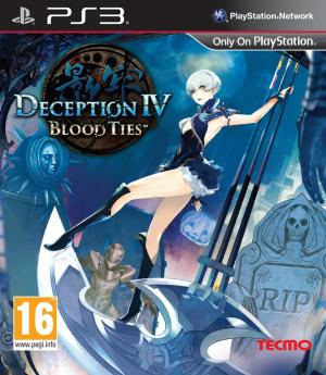Echanger le jeu Deception IV : Blood Ties sur PS Vita