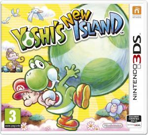 Echanger le jeu Yoshi's New Island sur 3DS
