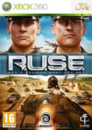 Echanger le jeu R.U.S.E sur Xbox 360