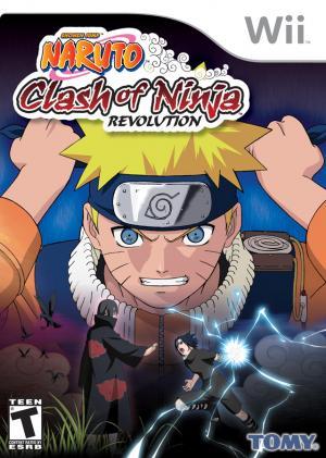 Echanger le jeu Naruto Clash of Ninja Revolution European Version sur Wii