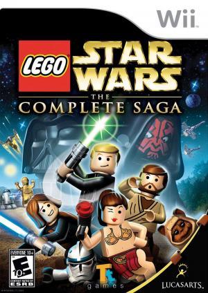 Echanger le jeu LEGO Star Wars The Complete Saga sur Wii