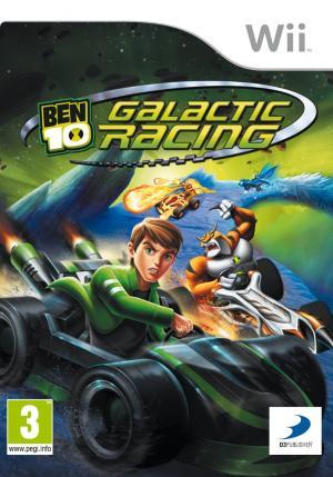 Echanger le jeu Ben 10 Galactic Racing  sur Wii