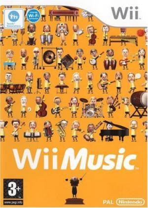 Echanger le jeu Wii Music sur Wii