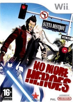 Echanger le jeu No More Heroes sur Wii