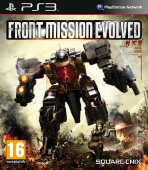 Echanger le jeu Front Mission Evolved sur PS3