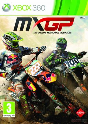 Echanger le jeu MXGP sur Xbox 360