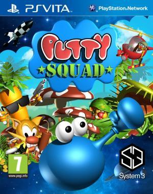 Echanger le jeu Putty Squad sur PS Vita