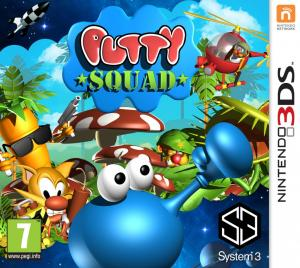 Echanger le jeu Putty Squad sur 3DS