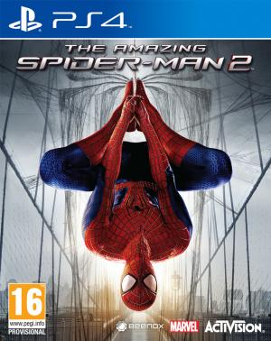 Echanger le jeu The Amazing Spider-Man 2 sur PS4