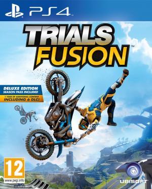 Echanger le jeu Trials Fusion sur PS4