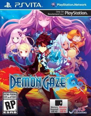 Echanger le jeu Demon Gaze sur PS Vita