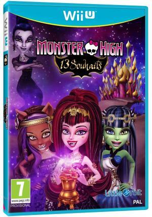 Echanger le jeu Monster High : 13 souhaits sur Wii U