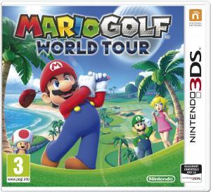 Echanger le jeu Mario Golf : World Tour sur 3DS