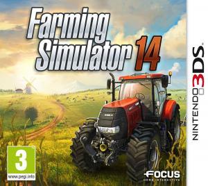 Echanger le jeu Farming Simulator 14 sur 3DS