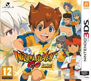 Echanger le jeu Inazuma Eleven Go : Lumiere sur 3DS