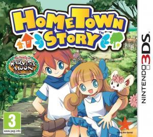 Echanger le jeu Hometown Story sur 3DS