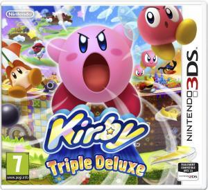 Echanger le jeu Kirby : Triple Deluxe sur 3DS