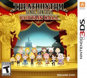 Echanger le jeu Final Fantasy Theatrhythm: Curtain Call (Jeu uniquement en anglais) sur 3DS