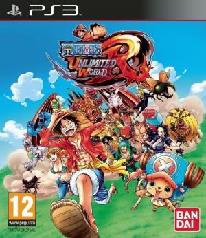 Echanger le jeu One Piece : Unlimited World Red sur PS3