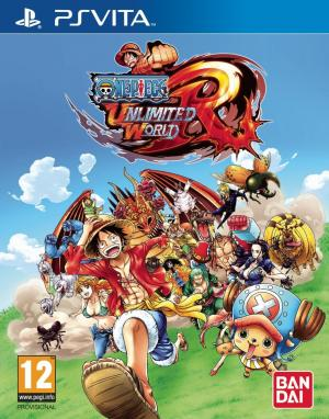 Echanger le jeu One Piece : Unlimited World Red sur PS Vita