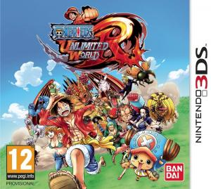 Echanger le jeu One Piece : Unlimited World Red sur 3DS