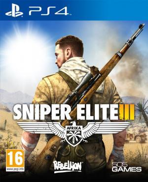 Echanger le jeu Sniper Elite 3 sur PS4