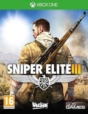 Echanger le jeu Sniper Elite 3 sur Xbox One