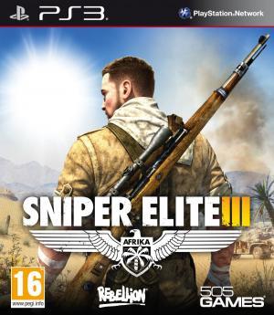 Echanger le jeu Sniper Elite 3 sur PS3
