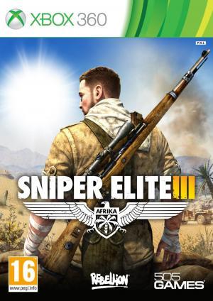 Echanger le jeu Sniper Elite 3 sur Xbox 360
