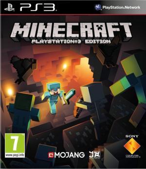 Echanger le jeu Minecraft sur PS3