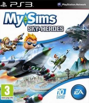 Echanger le jeu Mysims Skyheroes sur PS3