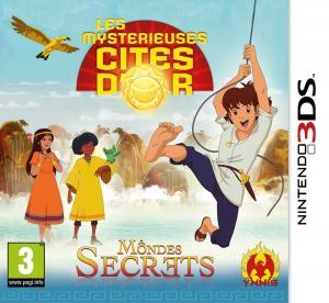 Echanger le jeu Les mystérieuses cités d'or: Mondes Secrets sur 3DS