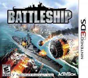 Echanger le jeu Battleship sur 3DS