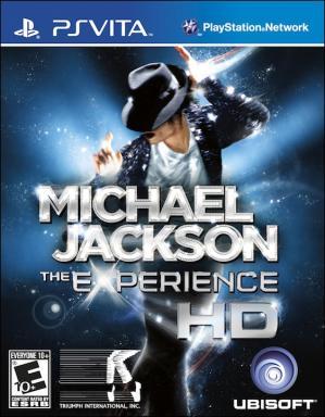 Echanger le jeu Michael Jackson : The Experience sur PS Vita