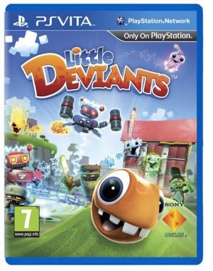 Echanger le jeu Little Deviant sur PS Vita