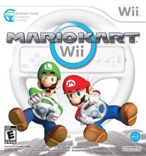 Echanger le jeu Mario Kart Wii sur Wii