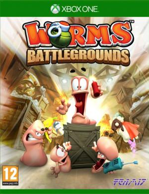Echanger le jeu Worms Battlegrounds sur Xbox One